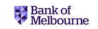 logo Bank of Melbourne Low rate card